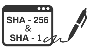 Dual Sign a File with SHA-256 & SHA1 Code Signing Certificates