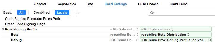 xcode-provisioning-profile