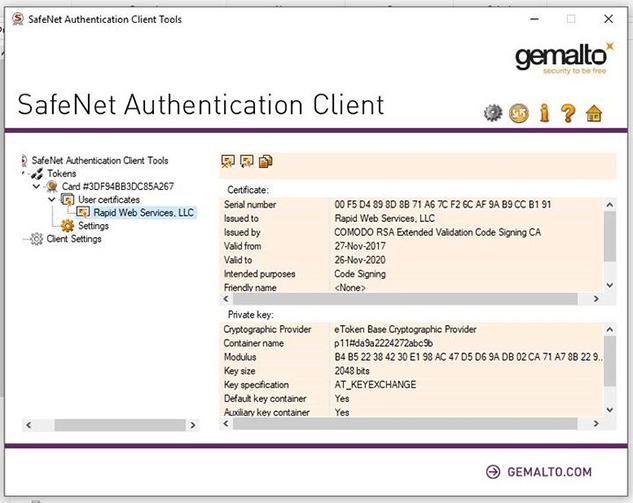 safernet-certificate-details