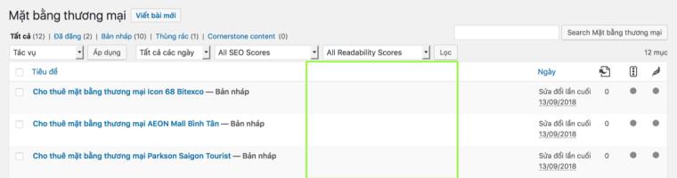 WPML không cung cấp tuỳ chọn dịch cho post type