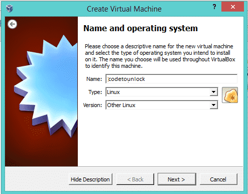 create-virtual-machine-for-backtrack-linux