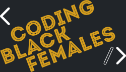 coding black females_black logo