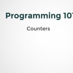Variable Counters in Programming