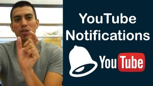 Click The Bell – How to get Youtube Notifications