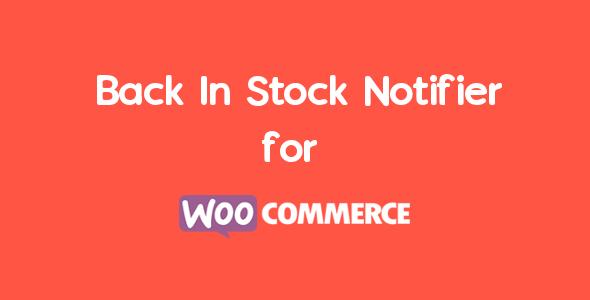 Back In Stock Notifier for WooCommerce   WooCommerce Waitlist Pro