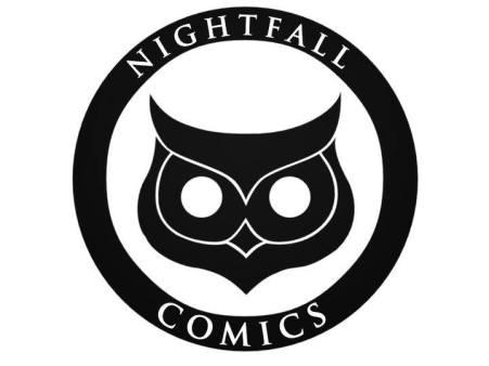 Nightfall Comics Logo