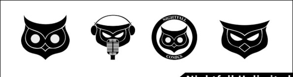 Nightfall Logos
