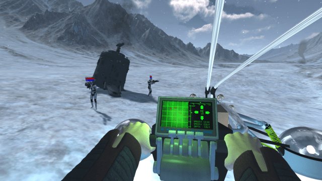 Push for Emor snow screenshot