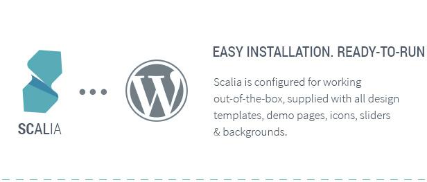 Scalia - Multi-Concept Business, Shop, One-Page, Blog Theme - 8