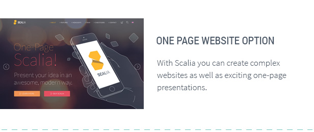 Scalia - Multi-Concept Business, Shop, One-Page, Blog Theme 9