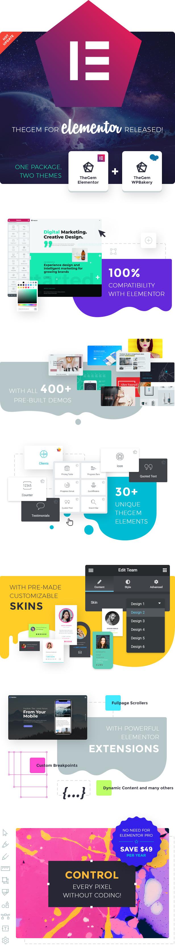 TheGem - Creative Multi-Purpose High-Performance WordPress Theme - 1