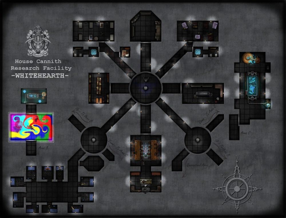 Whitehearth Facility (by Alphstar)