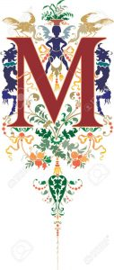 alphabet (m)