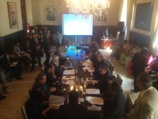 comisión permanente de seguridad y defensa de la asamblea nacional y organizaciones no gubernamentales