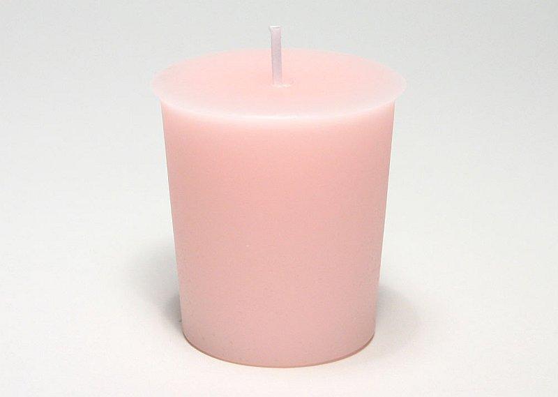 Risultati immagini per candela color rosa