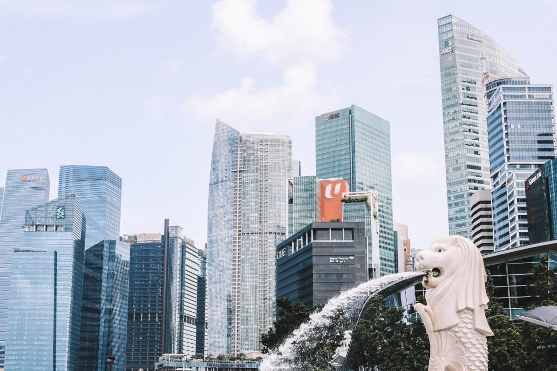 My Singapore Photo Itinerary - Codie Zofia