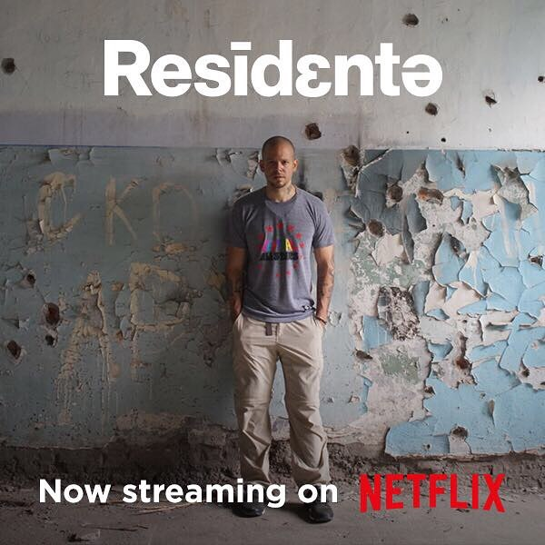 El documental de Residente ya está disponible en Netflix ...