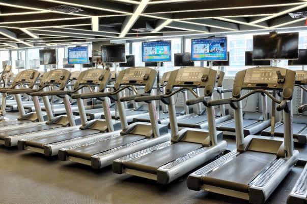 gimnasio convencional, aquí no empleas poco tiempo para hacer ejercicio