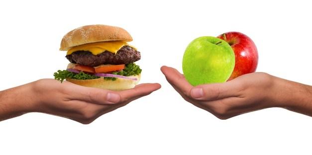 procesados vs comida real