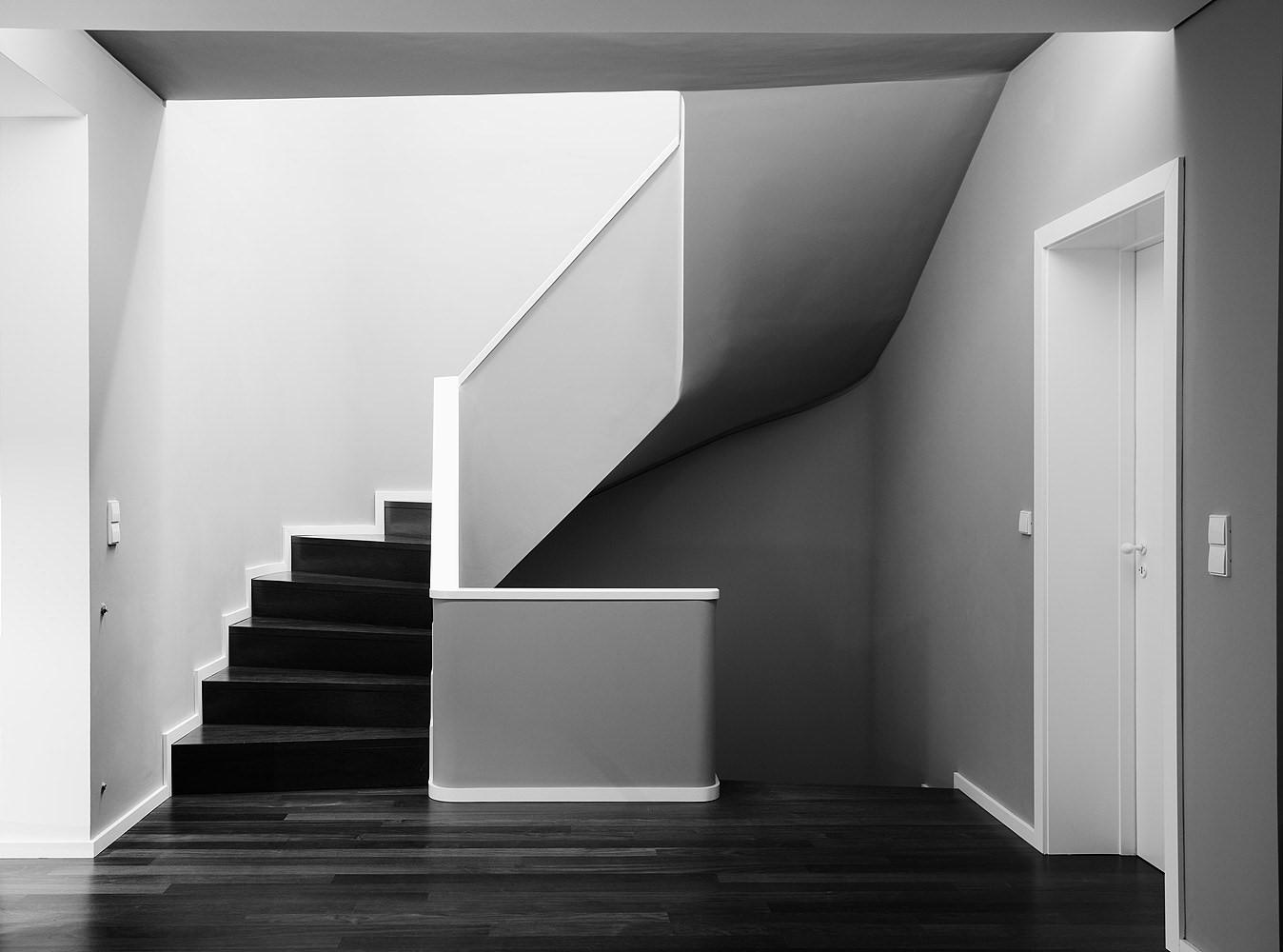 Projeto design de interiores, sala de estar e jantar open space, Porto (Portugal). CódigoDesign