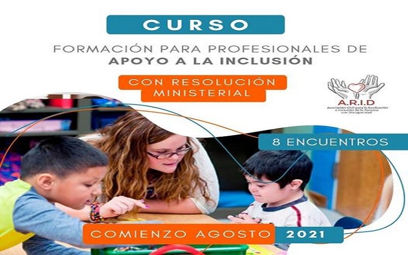 Curso DAI para docentes con aval de los Ministerios de Educación y Desarrollo Humano
