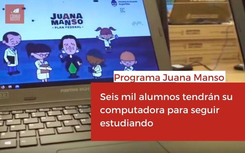 Netbooks para alumnos que en la distancia no pudieron seguir estudiando