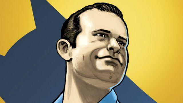 Bill Finger creador de Batman