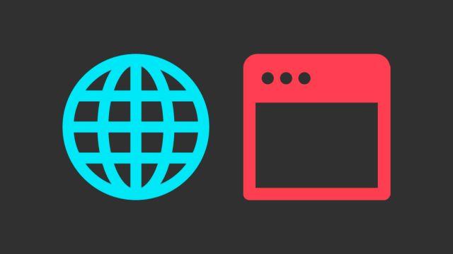 Cual es la diferencia entre web e internet