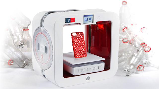 Esta impresora 3D también sirve para reciclar - Código Espagueti