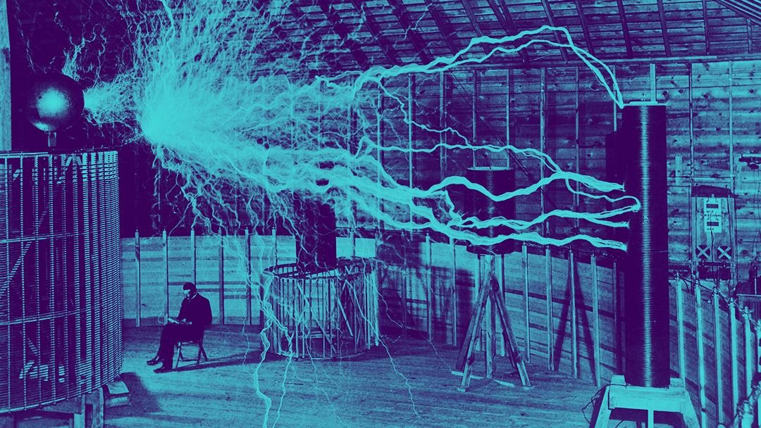 10 hechos increíbles de la vida y obra de Nikola Tesla - Código Espagueti