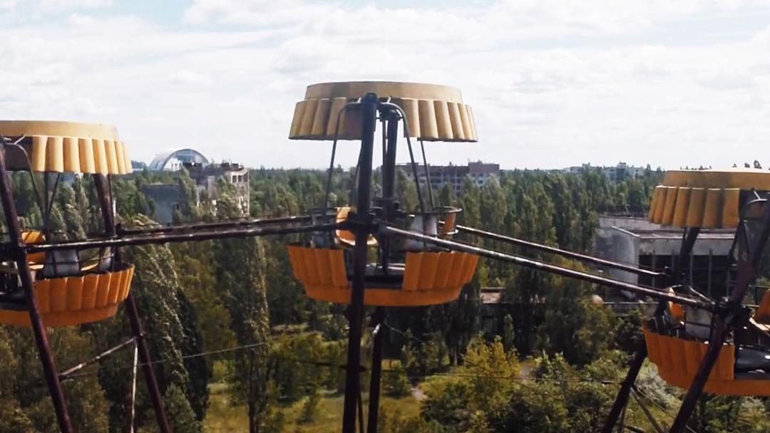 Así es el desolador paisaje de Chernobyl visto desde un drone - Código Espagueti