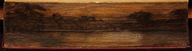 Castillo Barnard, en Obras Completas de Victor Hugo