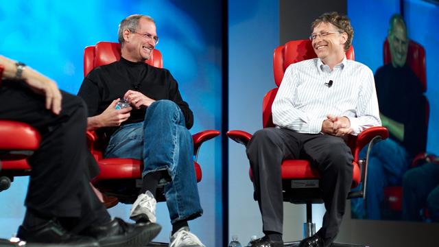 Steve-Jobs-y-Bill-Gates