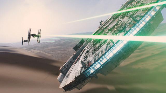 ¿Cuándo podremos ver el segundo tráiler de Star Wars: The Force Awakens? - Código Espagueti