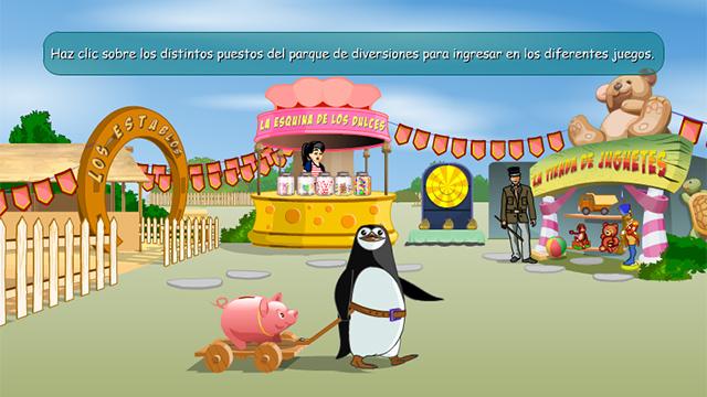 Curso de Matemáticas-Dinero en E-learning for Kids