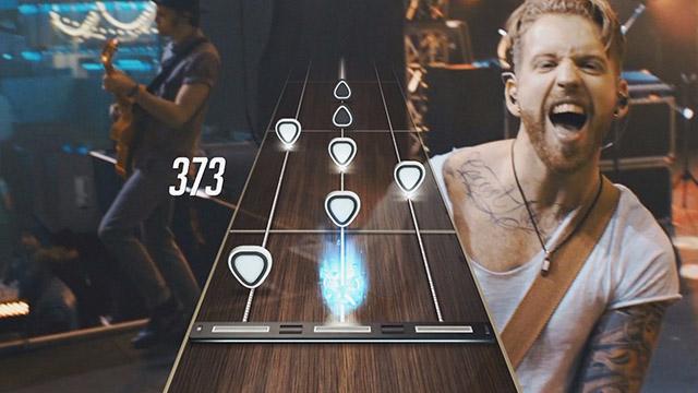 Estas son las canciones que formarán parte del soundtrack de Guitar Hero Live - Código Espagueti