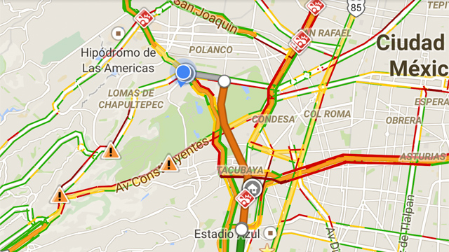 httpscodigoespagueticomnoticiasgoogle maps transit mexico