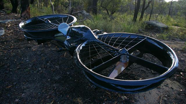 El ejército de Estados Unidos ya tiene una bicicleta voladora - Código Espagueti