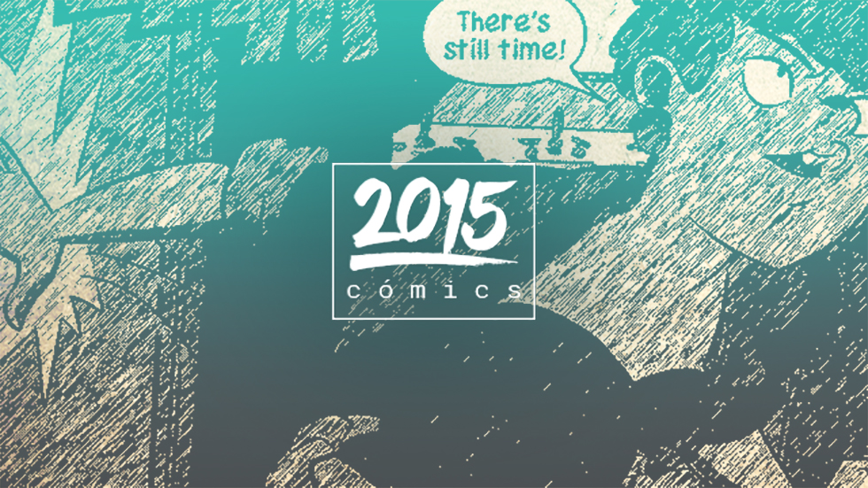Los 10 mejores cómics del 2015 - Código Espagueti