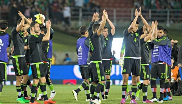México ganó el torneo