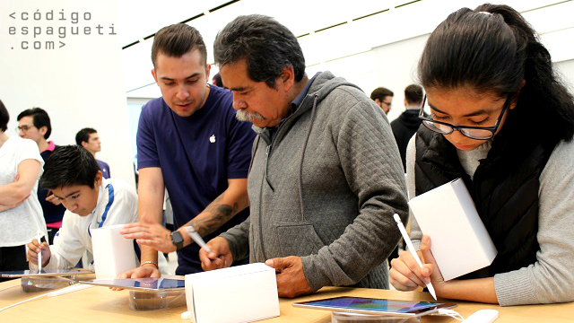 apple mexico store