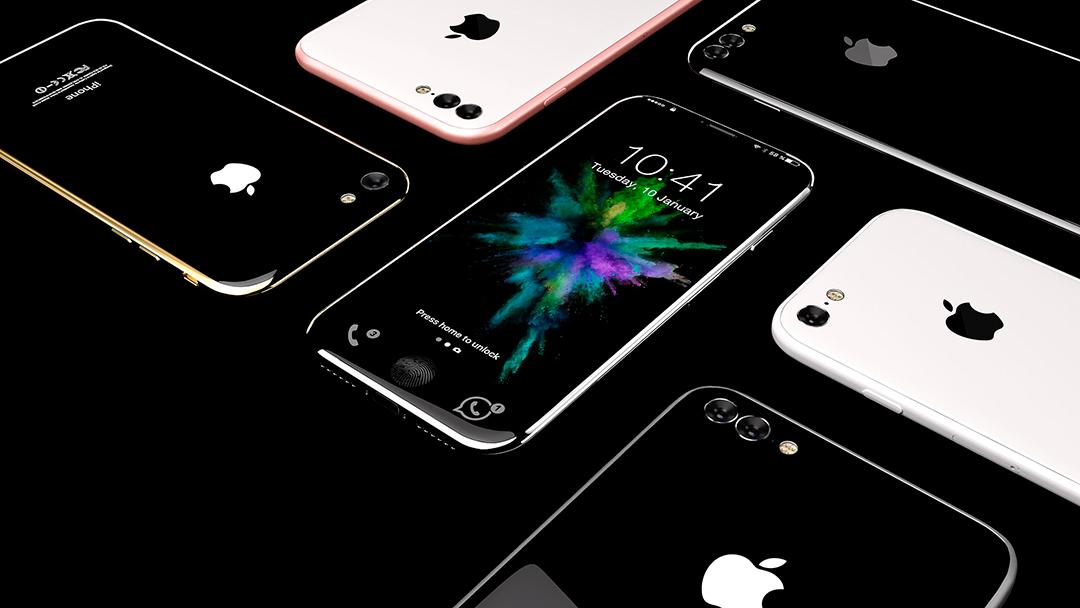 Ya sabemos cómo funcionará el lector de huellas del iPhone 8