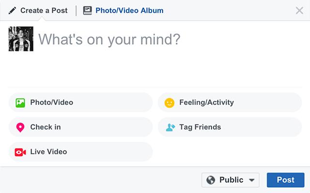 Facebook ya te deja transmitir videos en vivo desde tu computadora