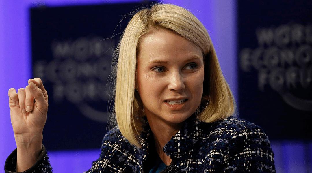 Marissa Mayer donará su bono anual por hackeos de Yahoo