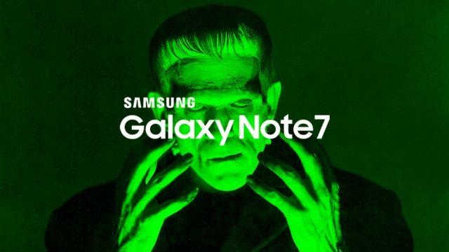 Samsung venderá una versión reconstruida del Galaxy Note 7