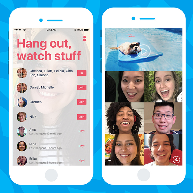 Cabana de Tumblr: la aplicación que te dejará ver videos y chatear al mismo tiempo con tus amigos