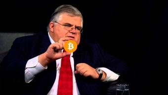 Agustín Carstens asegura que Banxico regulará con mucha calma la Ley de monedas virtuales (bitcoins)