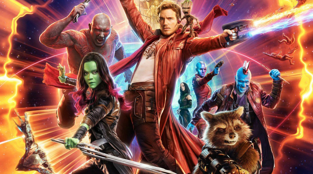 Usarían el guión de James Gunn para Guardians of the Galaxy