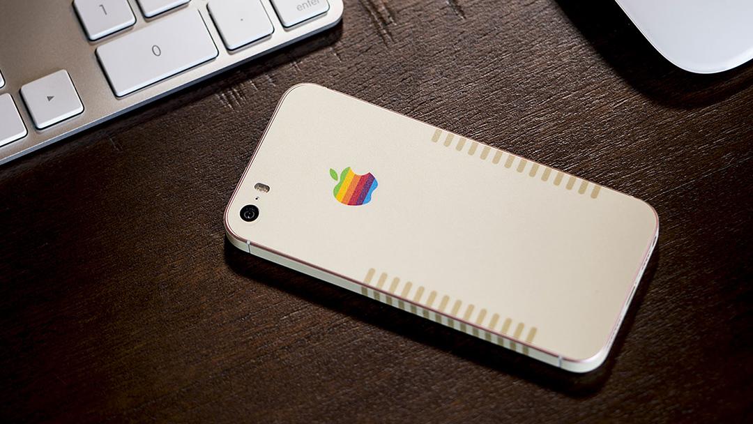 carcasa iphone 7 retro