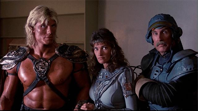 La película de He-Man que se hizo en los ochenta fue protagonizada por Dolph Lundgren
